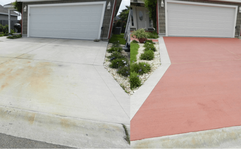 Choosing The Right Concrete in San Diego