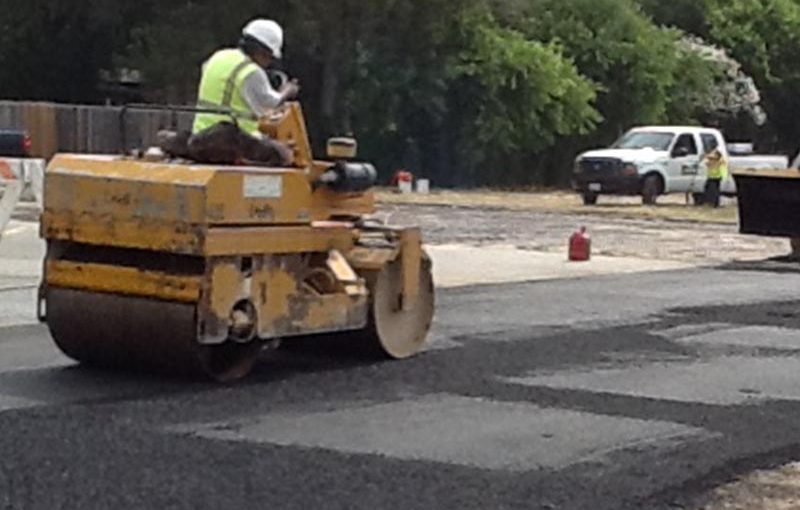The Advantages Of Asphalt Paving In San Antonio